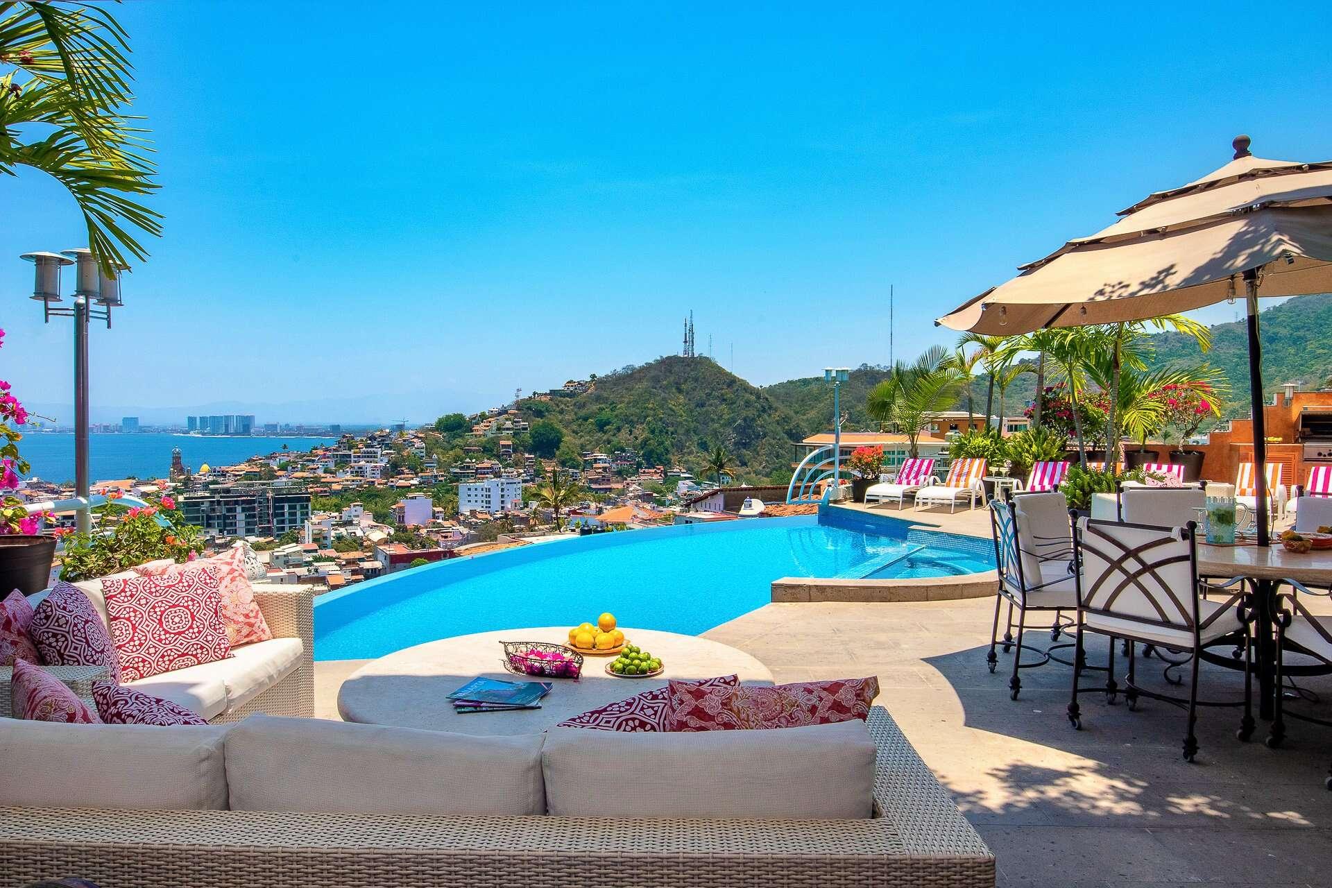 Luxury vacation rentals mexico - Puerto vallarta - Alta vista - No location 4 - Casa Yvonneka - Image 1/42