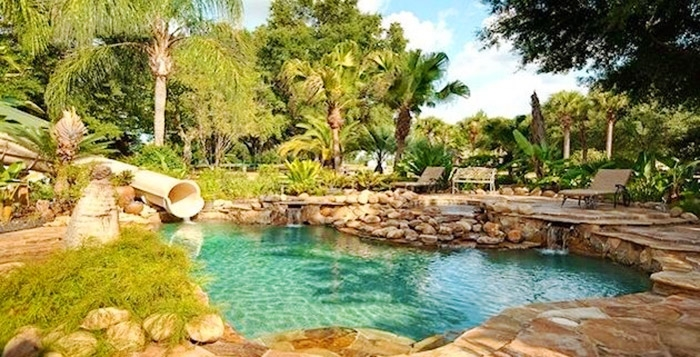 Orlando 62 Acre Private Island
