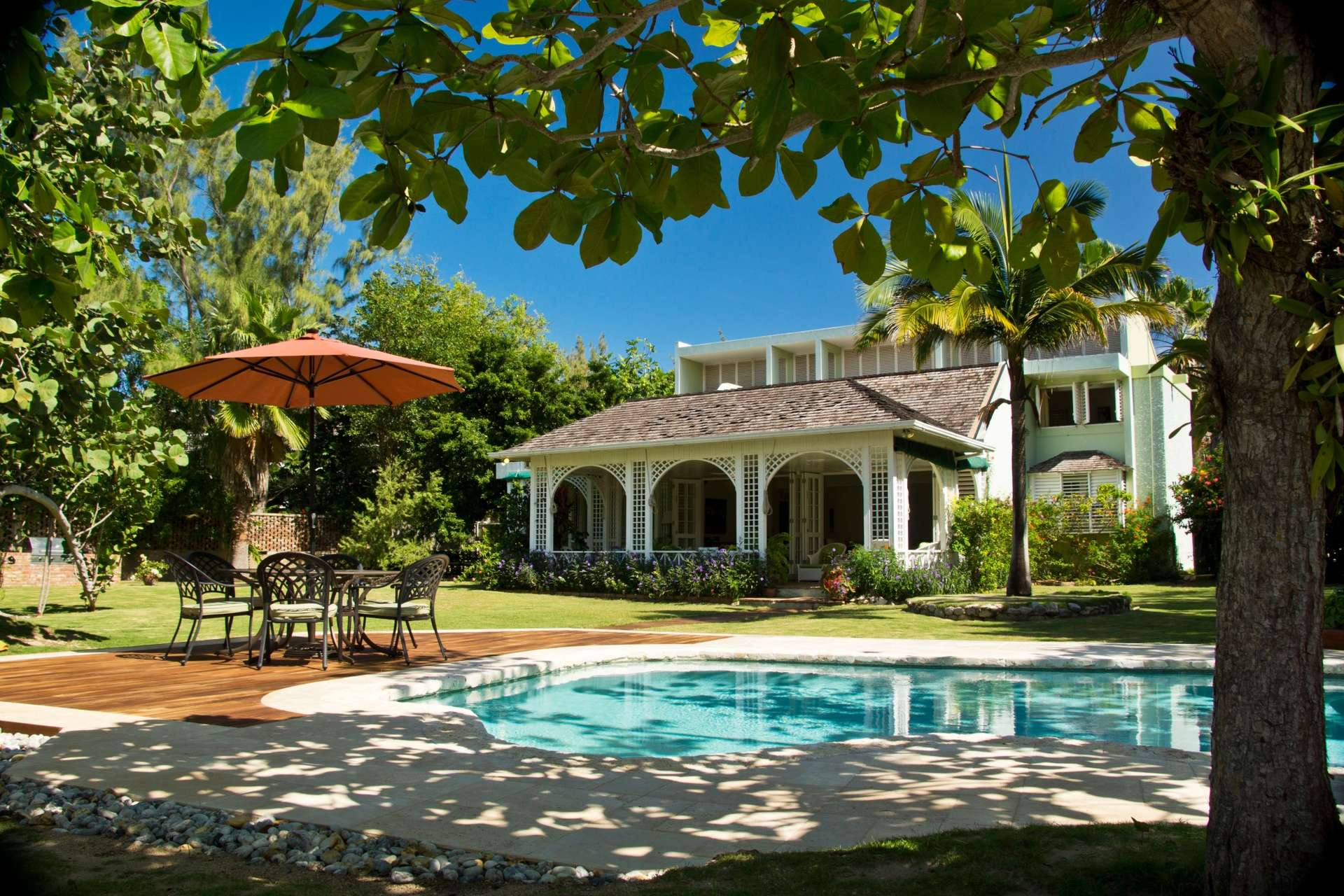 Luxury villa rentals caribbean - Jamaica - Discovery bay - Sea Grapes - Image 1/20