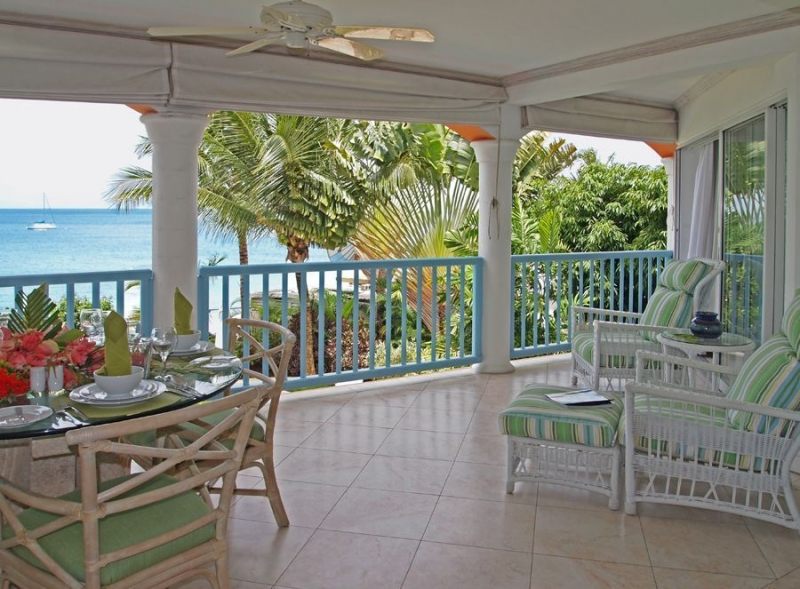 Luxury villa rentals caribbean - Barbados - St james - Holetown st james - Villas on the Beach 205 - Image 1/11