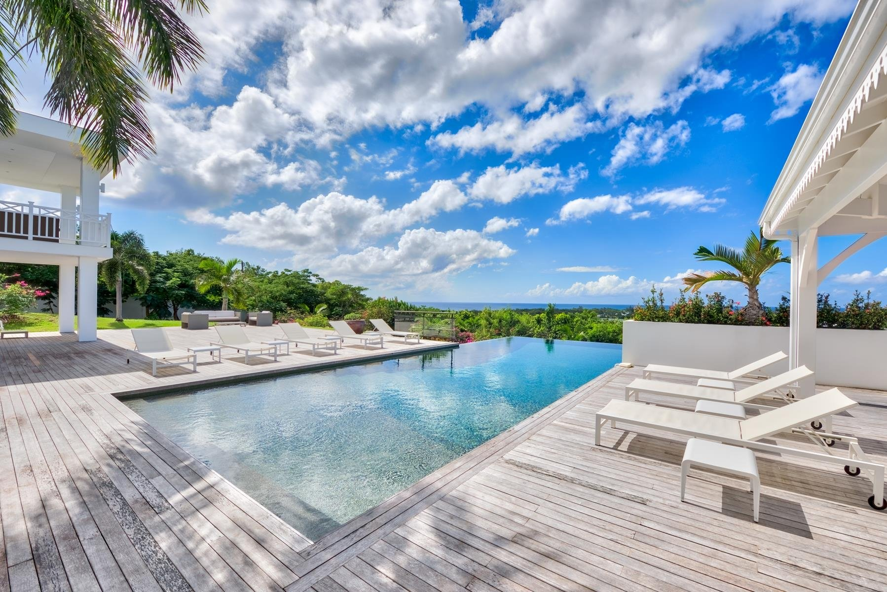 Luxury villa rentals caribbean - St martin - Saint martin french - Les terres basses - Always - Image 1/23