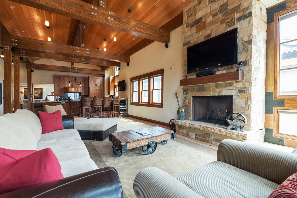 Luxury vacation rentals usa - Utah - Parkcity - Main street - Woodside Villa - Image 1/17