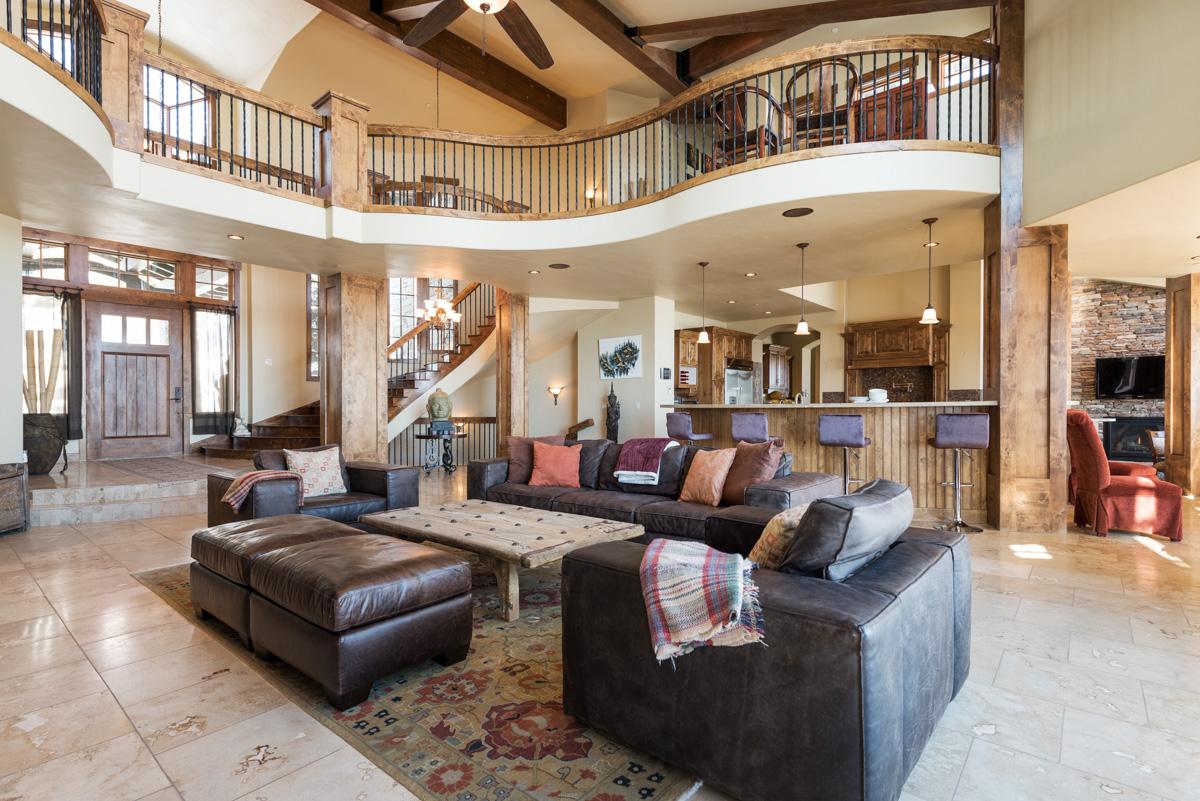 Luxury vacation rentals usa - Utah - Deer valleyresort - Deer crest homes - Gandhara - Image 1/28