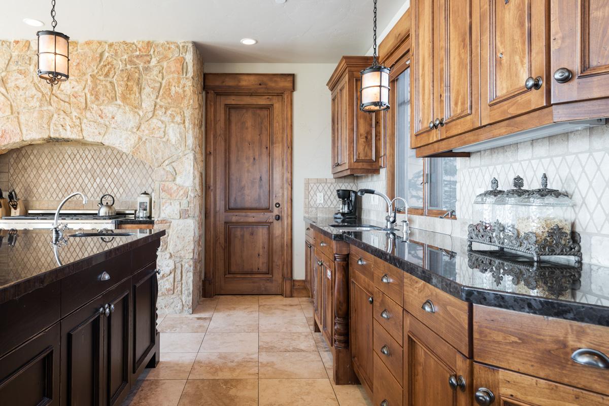 Luxury vacation rentals usa - Utah - Deer valleyresort - Deer crest homes - Pioche Ski Home - Image 1/56
