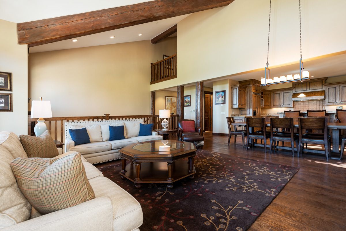 Luxury vacation rentals usa - Utah - Parkcity - Silver star at park city - #14 | 4 BDM with Spa - Image 1/17
