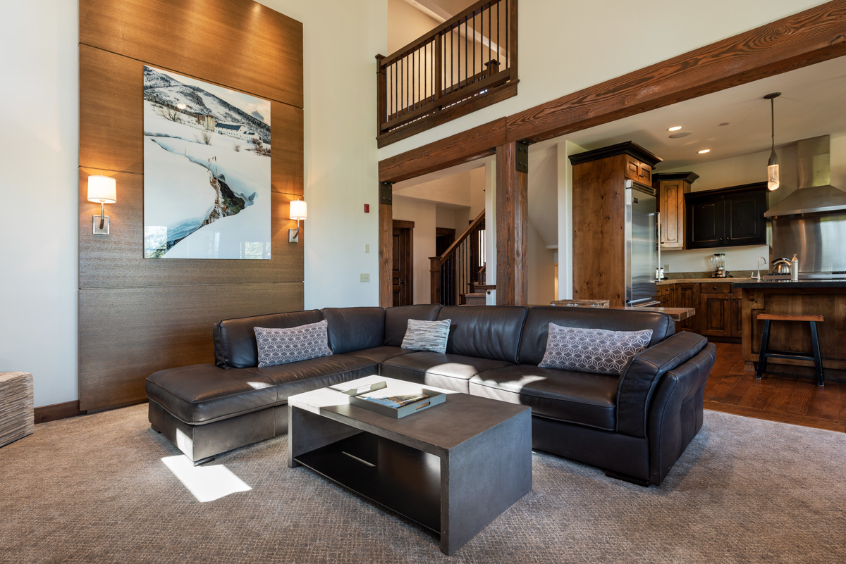 Luxury vacation rentals usa - Utah - Parkcity - Silver star at park city - #801 | 4 BDM TH with Spa - Image 1/17