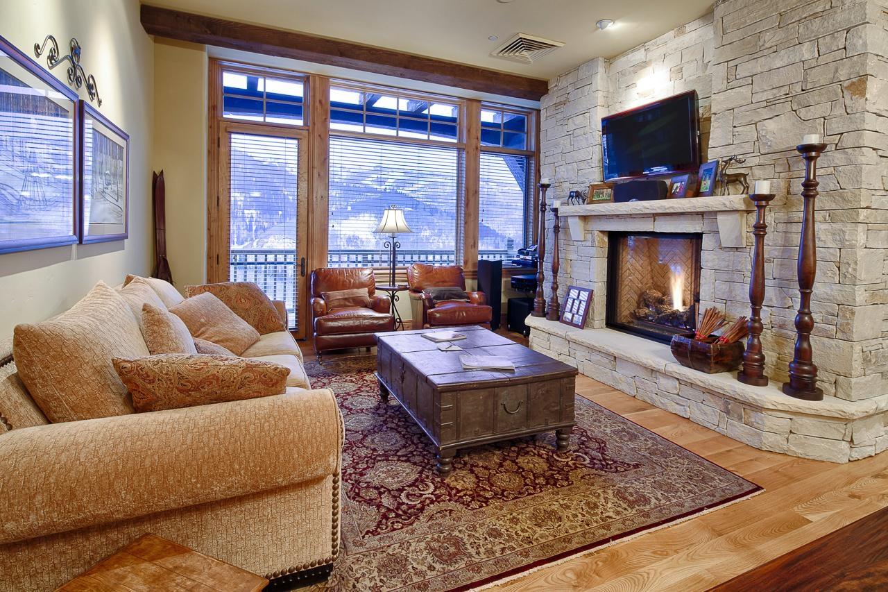 Luxury vacation rentals usa - Utah - Deer valleyresort - Silver strike at empire pass - #603 | 2 BDM with Den - Image 1/13