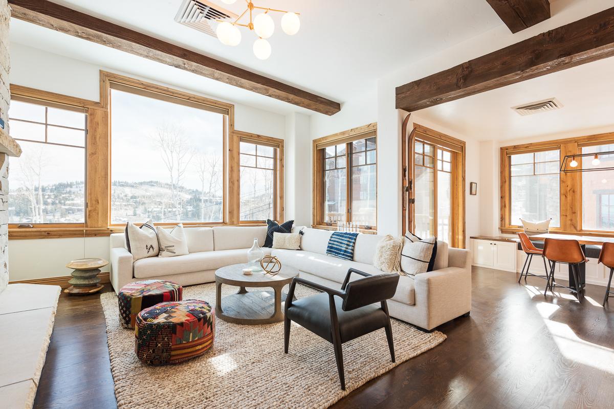Luxury vacation rentals usa - Utah - Deer valleyresort - Silver strike at empire pass - #506 | 4 BDM - Image 1/21