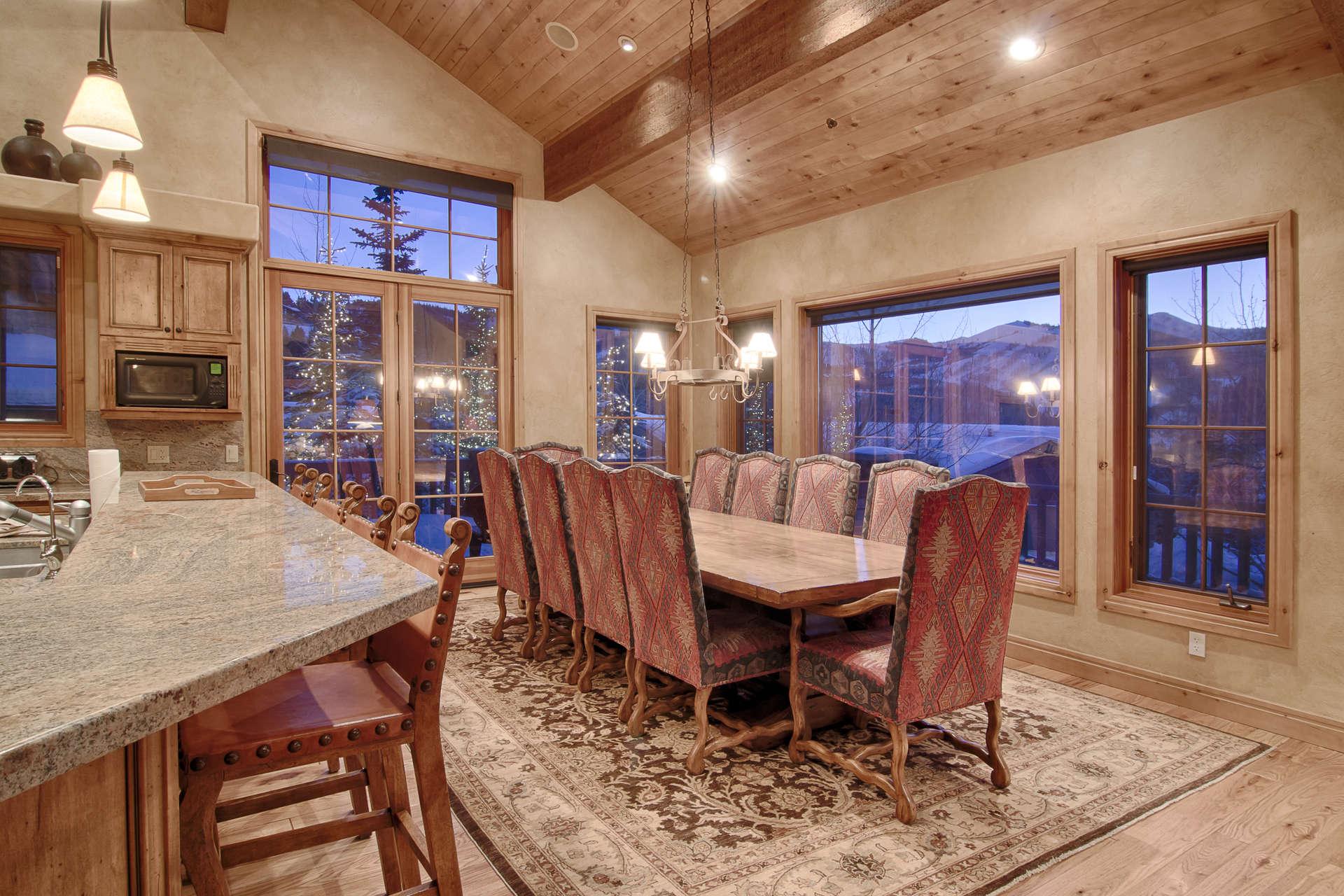 Luxury vacation rentals usa - Utah - Deer valley silver lake - Belle Apres - Image 1/10