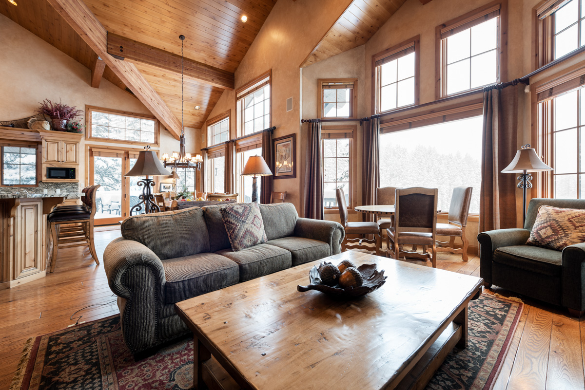 Luxury vacation rentals usa - Utah - Deer valleyresort - No location 4 - Silver Belle - Image 1/32