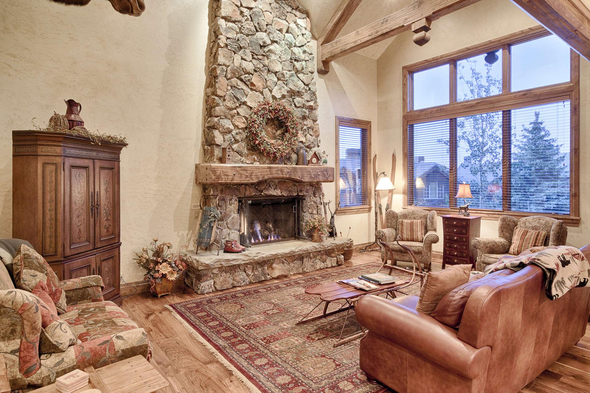 Luxury vacation rentals usa - Utah - Deer valley empire pass - Ironwood 21 - Image 1/8