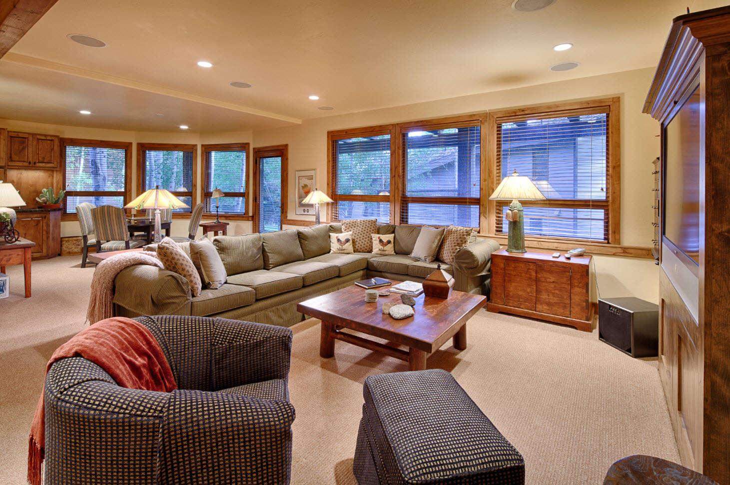 Luxury vacation rentals usa - Utah - Deer valley snow park - Racers Roost - Image 1/10