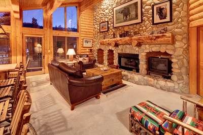 1 Bedroom Condo | Black Bear Lodge