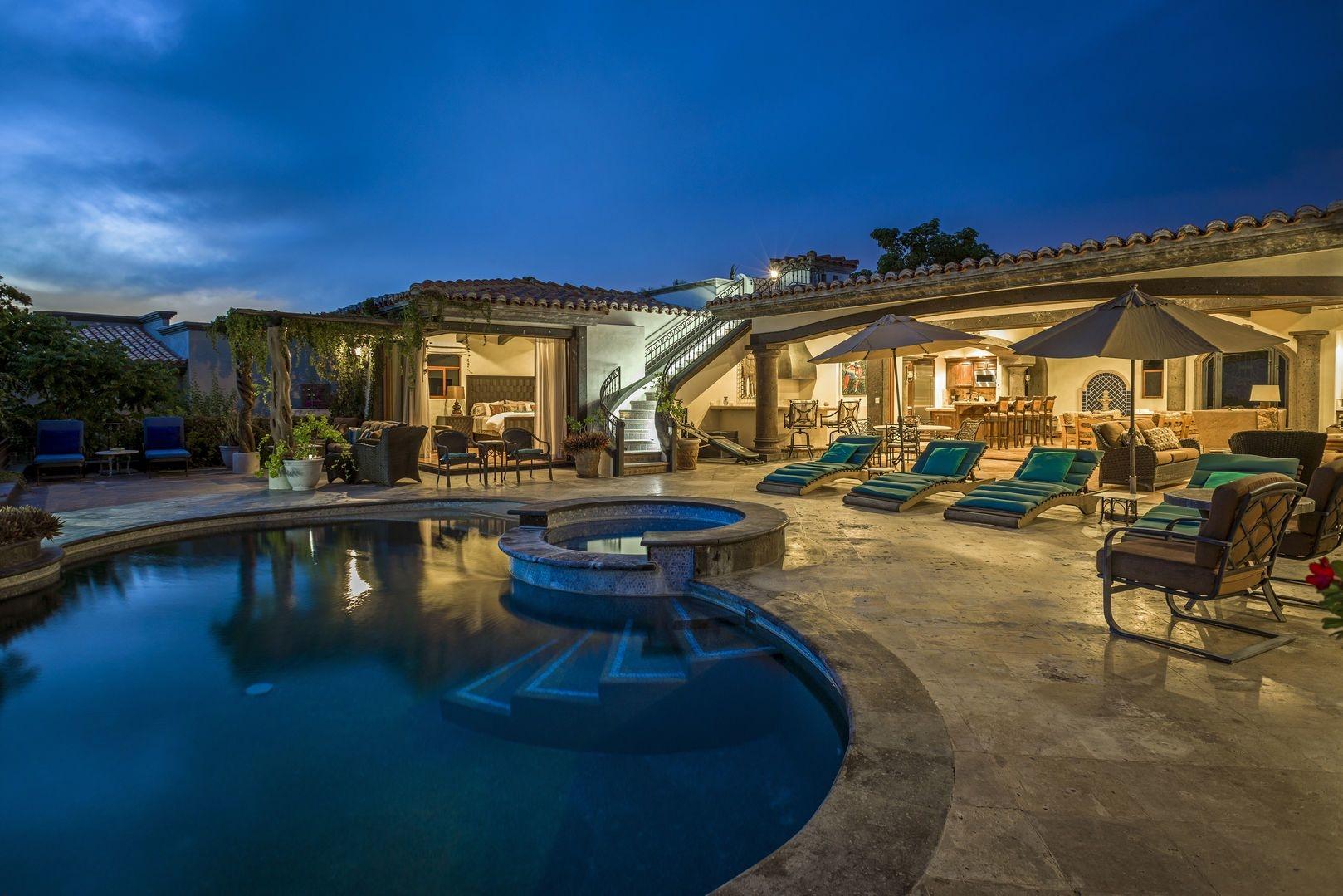 Luxury vacation rentals mexico - Los cabos - San jose del cabo - Puerto los cabos - Casa Mar y Estrella - Image 1/30