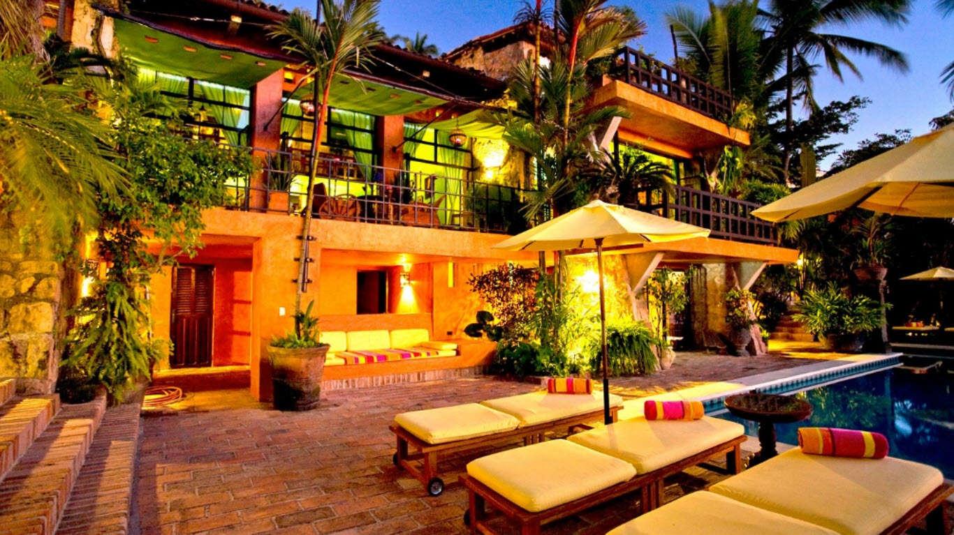 Casa Septiembre Conchas Chinas Puerto Vallarta Rental