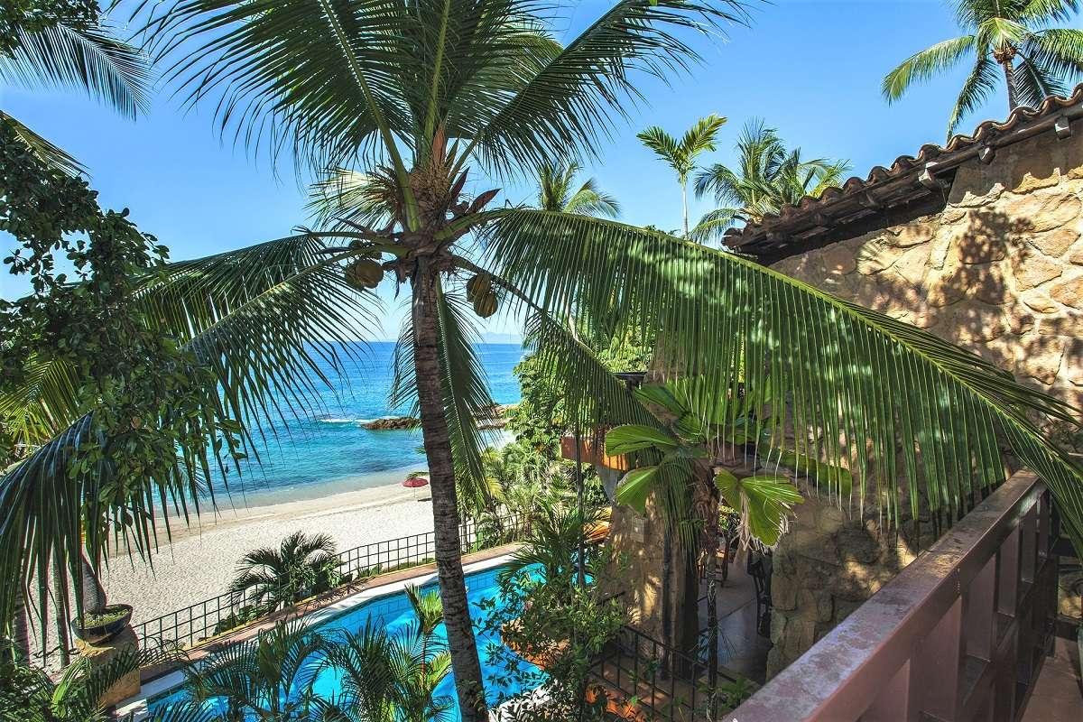 Luxury vacation rentals mexico - Puerto vallarta - Conchas chinas - No location 4 - Casa Septiembre - Image 1/27