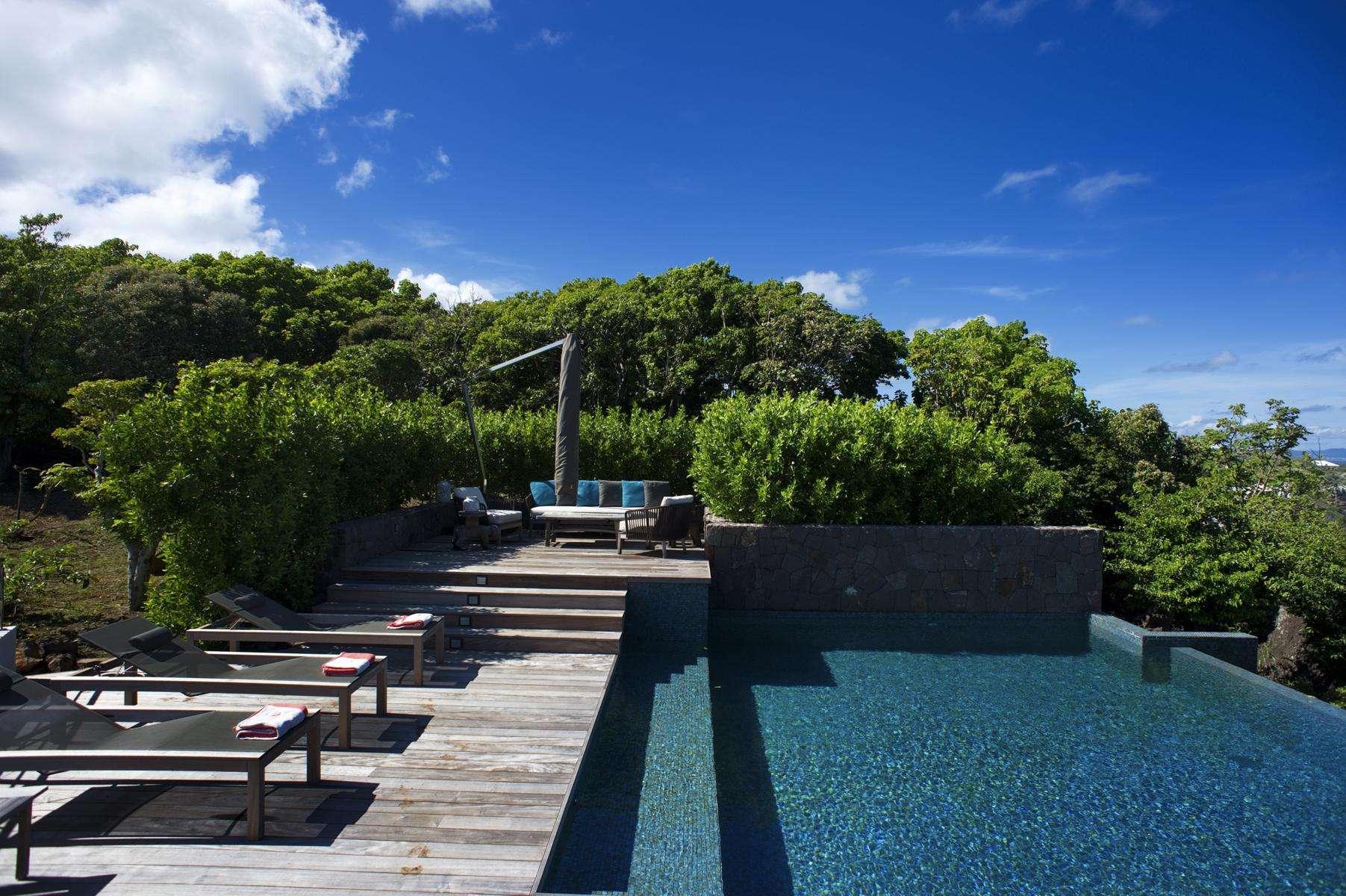 Luxury villa rentals caribbean - St barthelemy - Mont jean - No location 4 - Turtle - Image 1/35