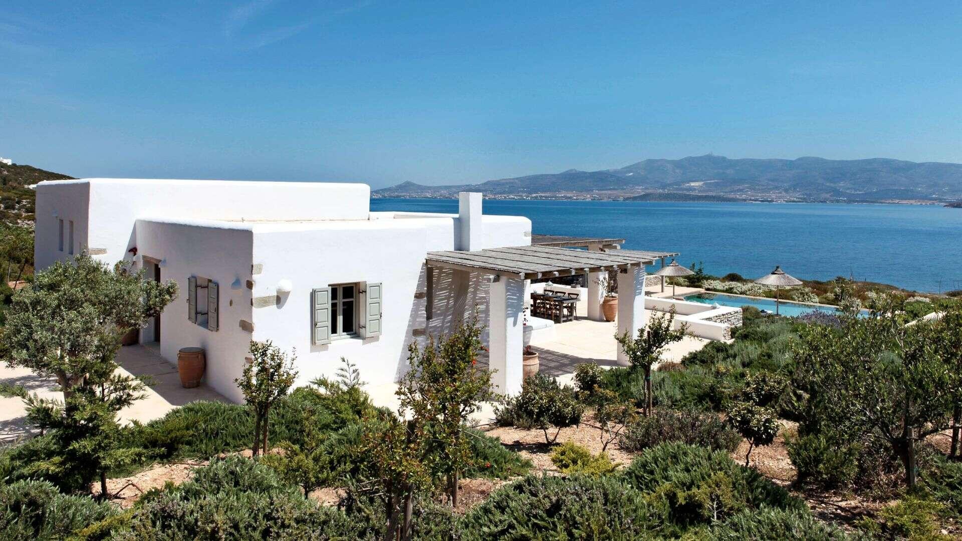 Luxury vacation rentals europe - Greece - Antiparos - Magganies - Acanthus - Image 1/10