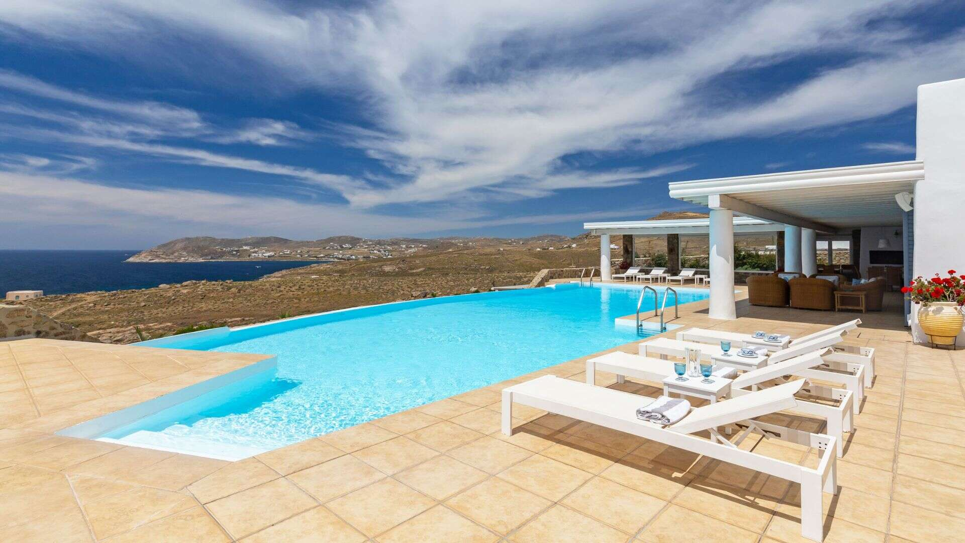 Luxury vacation rentals europe - Greece - Mykonos - Lia - Aegean Horizon - Image 1/25