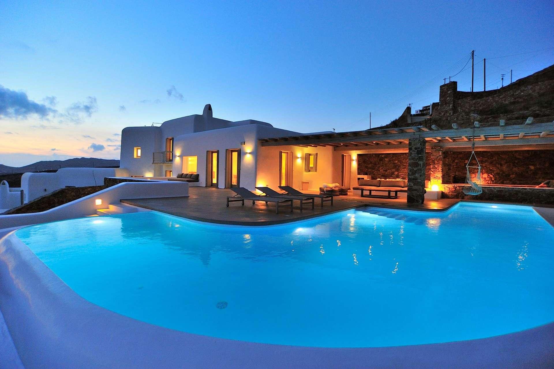 Luxury vacation rentals europe - Greece - Mykonos - Tigani - Atena - Image 1/14