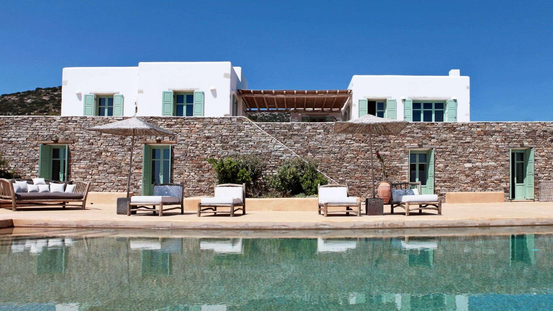 Luxury vacation rentals europe - Greece - Antiparos - Magganies - Beechtree - Image 1/11