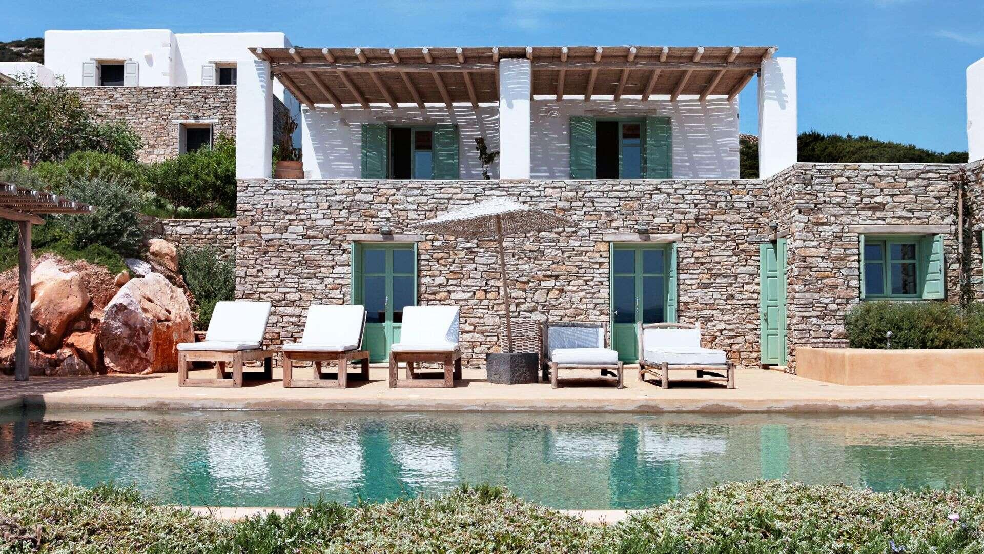 Luxury vacation rentals europe - Greece - Antiparos - Magganies - Dandelion - Image 1/9