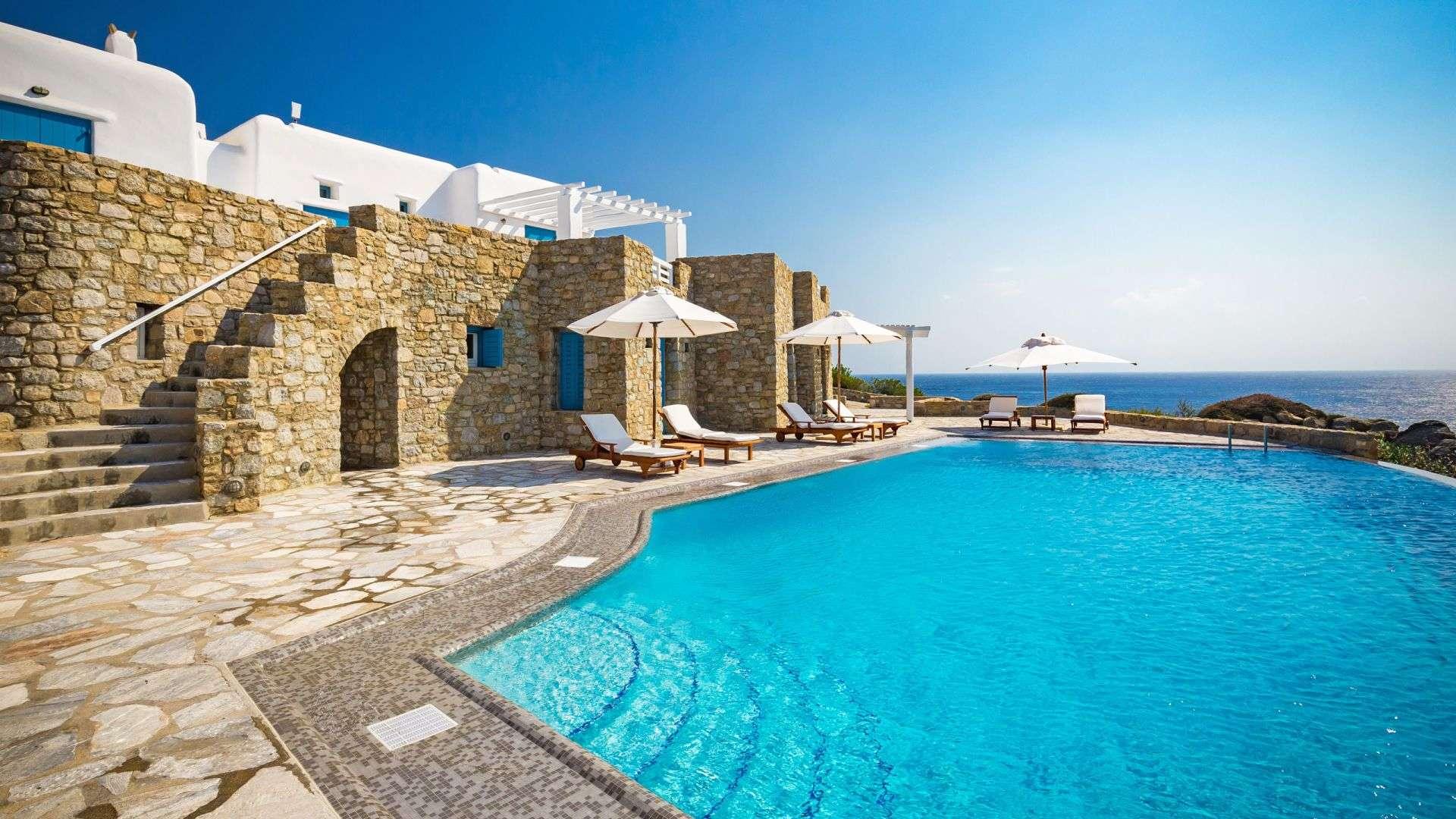 Luxury vacation rentals europe - Greece - Mykonos - Agios lazaros - Eros - Image 1/23