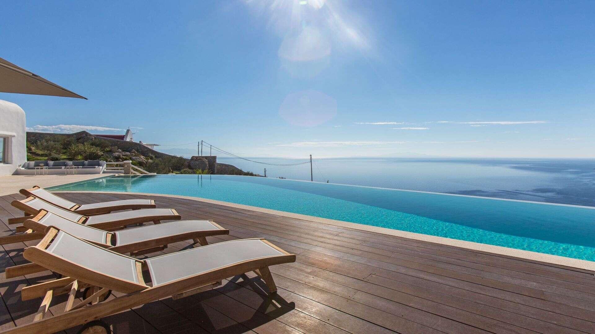 Luxury vacation rentals europe - Greece - Mykonos - Agios lazaros - Great Mystique - Image 1/26