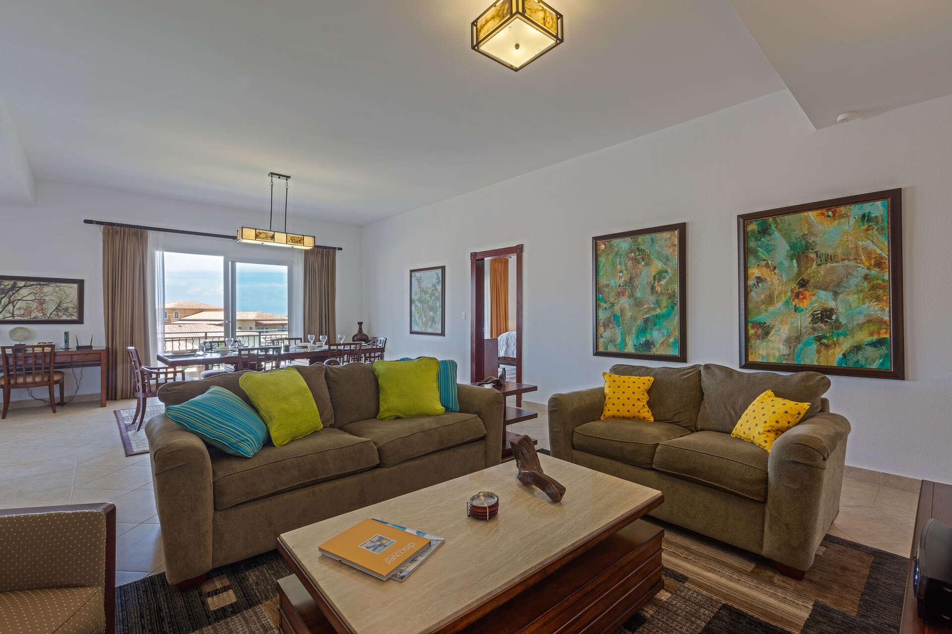 Luxury villa rentals caribbean - St martin - Sint maarten - Cupecoy - Figueira Condo - Image 1/14