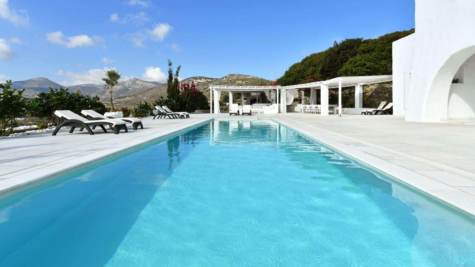 Luxury vacation rentals europe - Greece - Par os - Kostos area - La Luna - Image 1/24