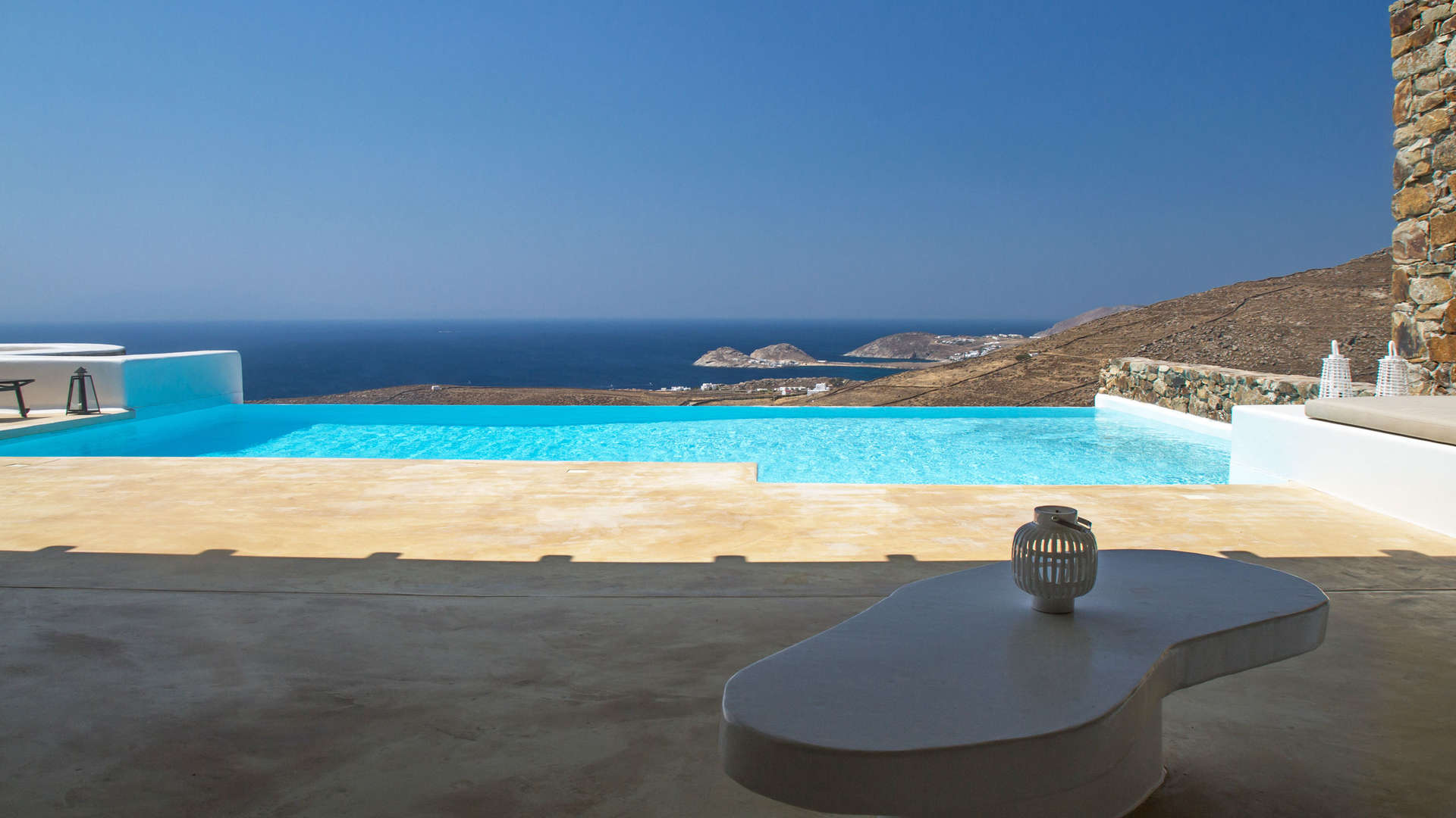 Luxury vacation rentals europe - Greece - Mykonos - Lia - Minerva - Image 1/10