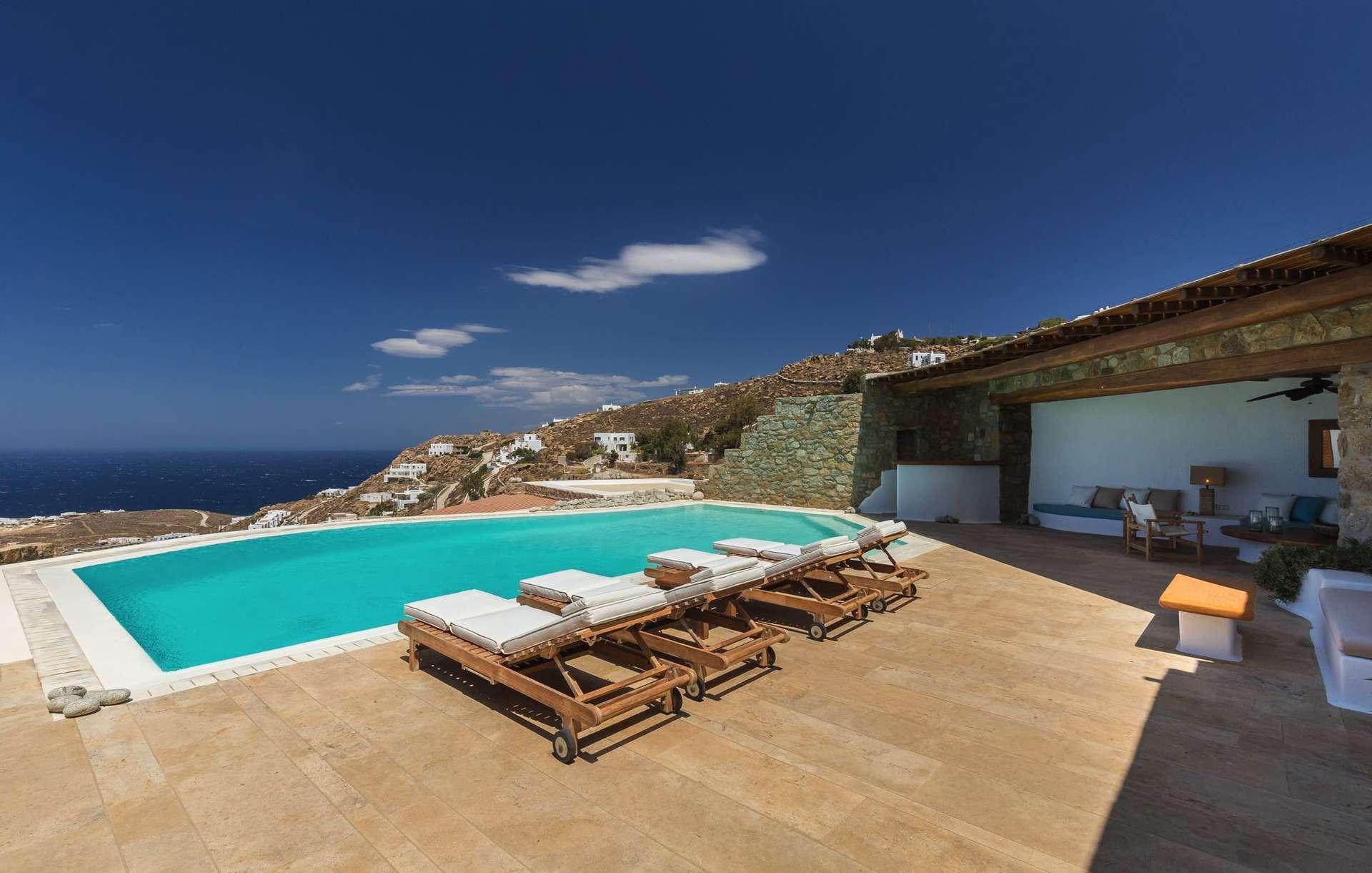Luxury vacation rentals europe - Greece - Mykonos - Agios stefanos - Phos - Image 1/26