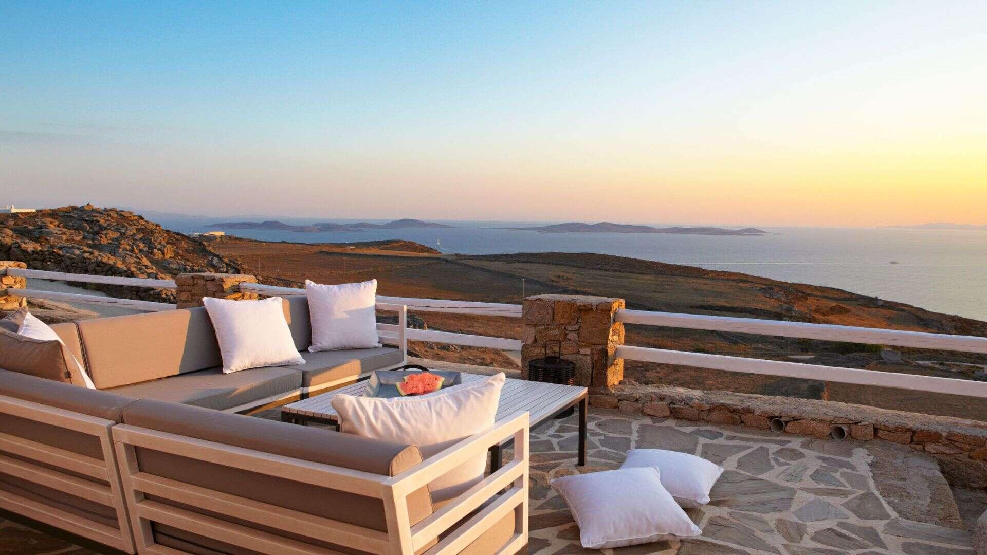Luxury vacation rentals europe - Greece - Mykonos - Fanari - Stardust - Image 1/14