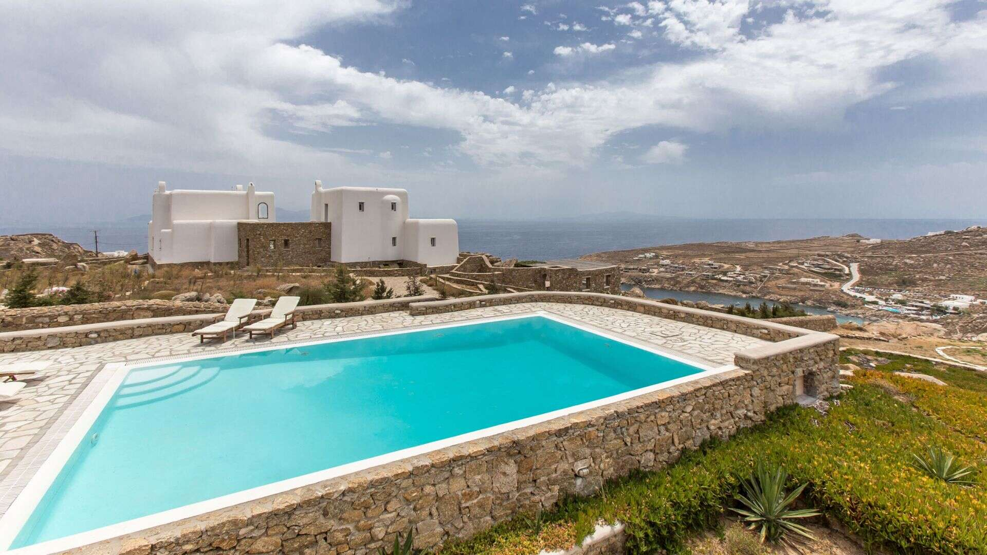 Luxury vacation rentals europe - Greece - Mykonos - Super Paradise 3 - Image 1/14
