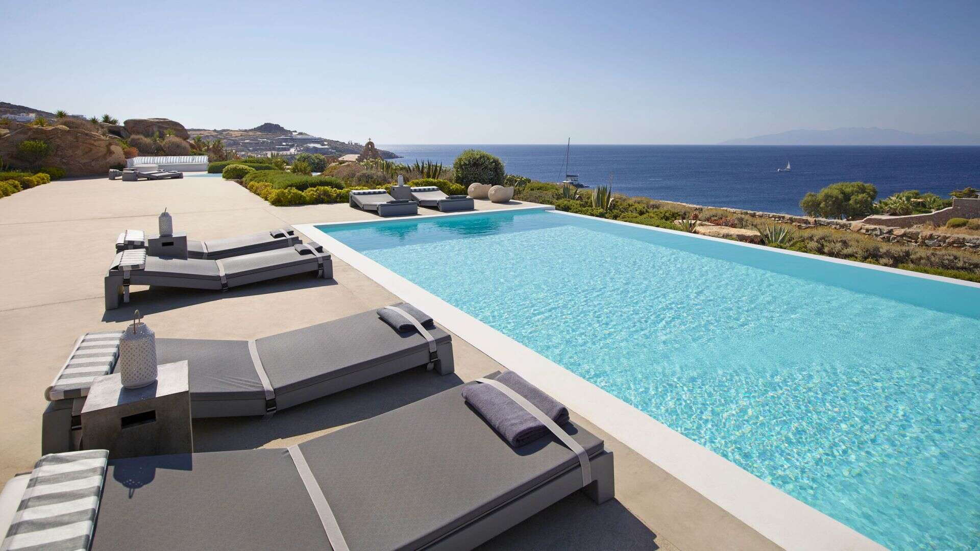 Luxury vacation rentals europe - Greece - Mykonos - Paranga - Talyssa - Image 1/17