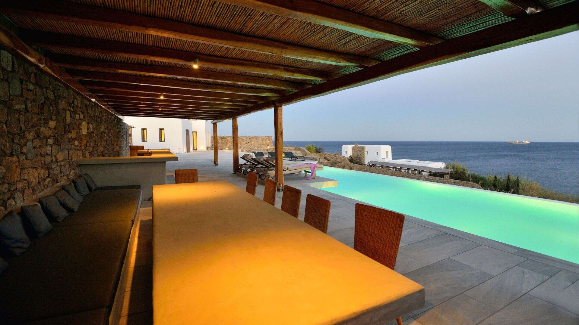 Luxury vacation rentals europe - Greece - Mykonos - Lia - White Rock 2 - Image 1/11