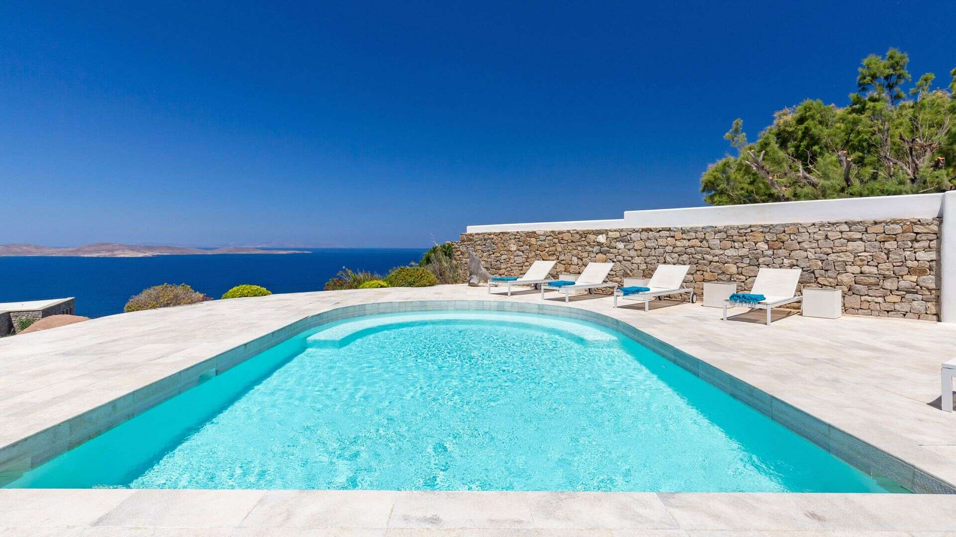 Luxury vacation rentals europe - Greece - Mykonos - Ano diakoftis - La Voile Rouge - Image 1/21