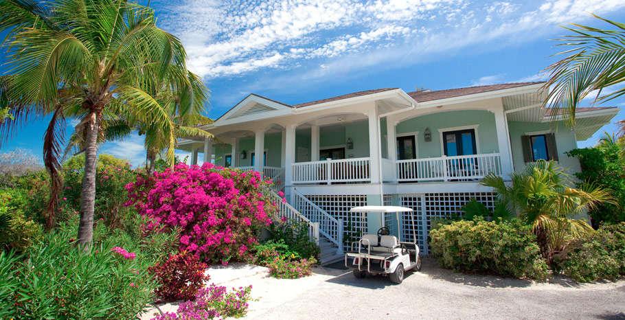 Luxury villa rentals caribbean - Bahamas - Exumas - Fowl cay - Sweetwater - Image 1/8