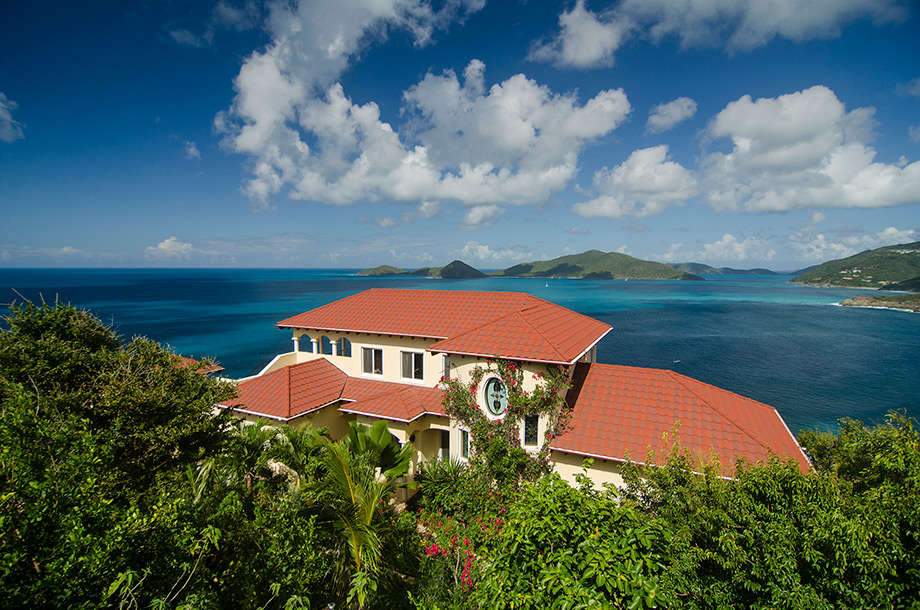 Luxury villa rentals caribbean - British virgin islands - Tortola - Wesley will - Estate AnaCapri - Image 1/12