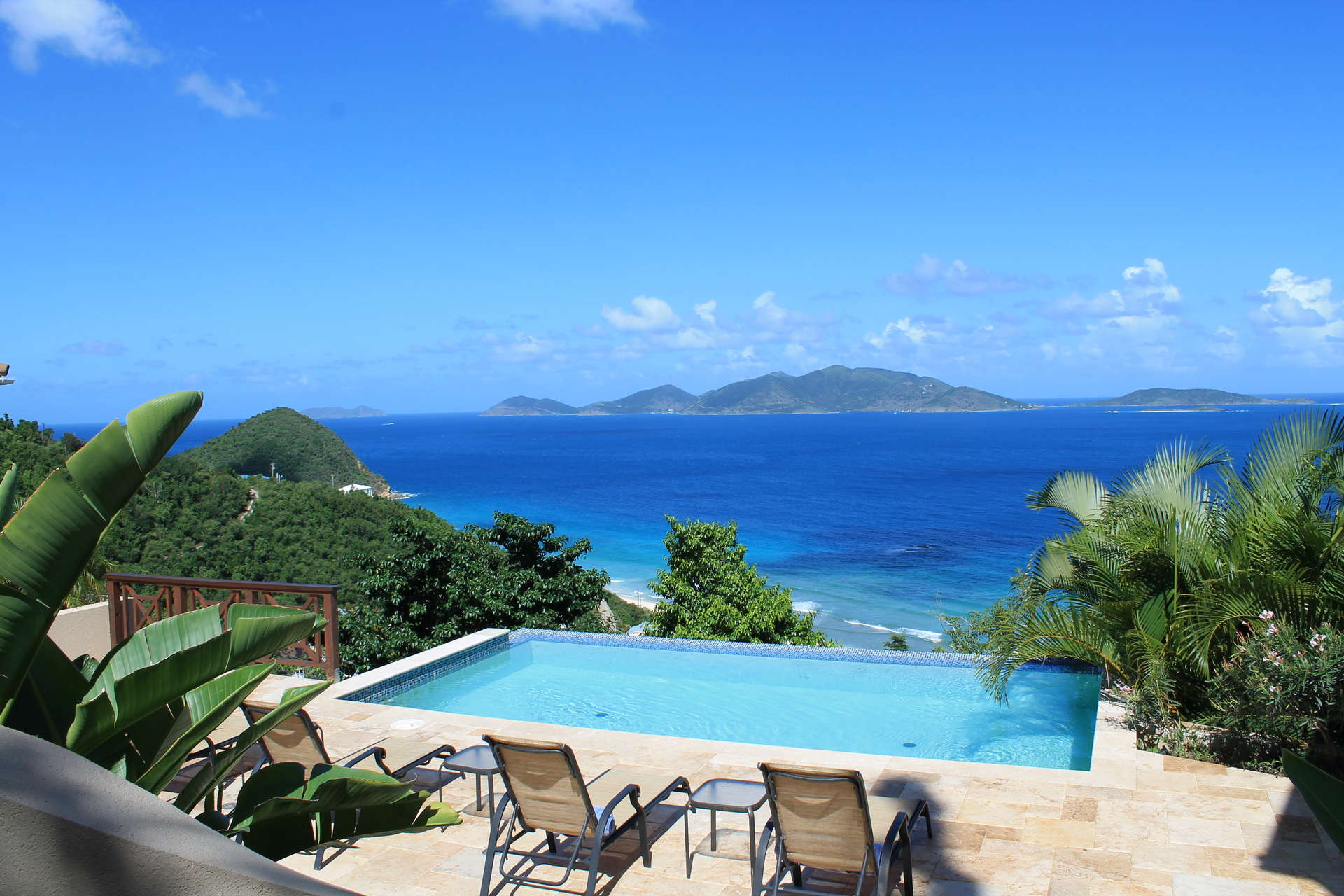 Luxury villa rentals caribbean - British virgin islands - Tortola - Lo ngbay - Alfresco - Image 1/14