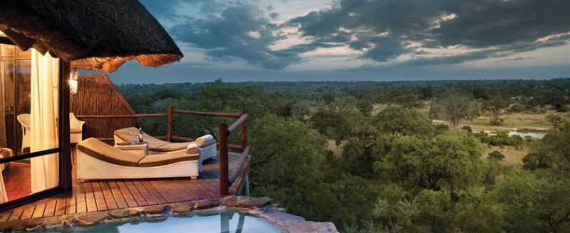 Leopard Hills Private Game Reserve -Luxury Suites