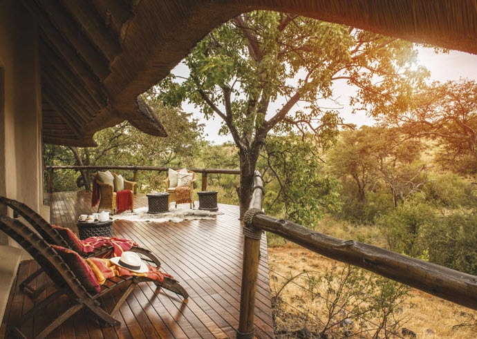 Tuningi Game Reserve - Luxury Suites