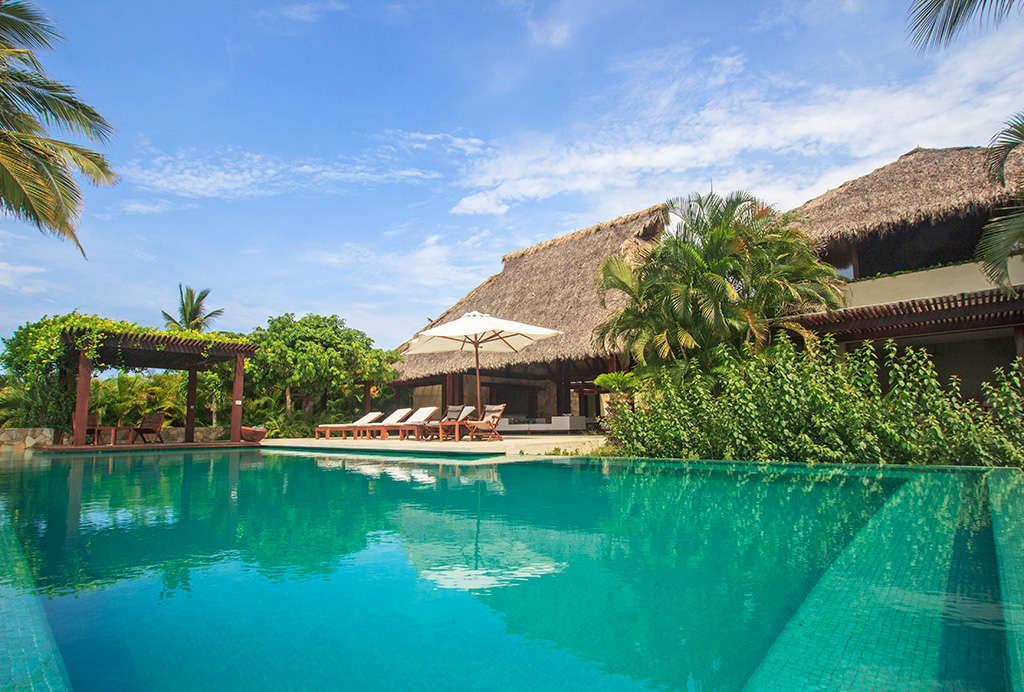 Luxury vacation rentals mexico - Punta mita - Lagos delmar - No location 4 - Villa Marfil - Image 1/16