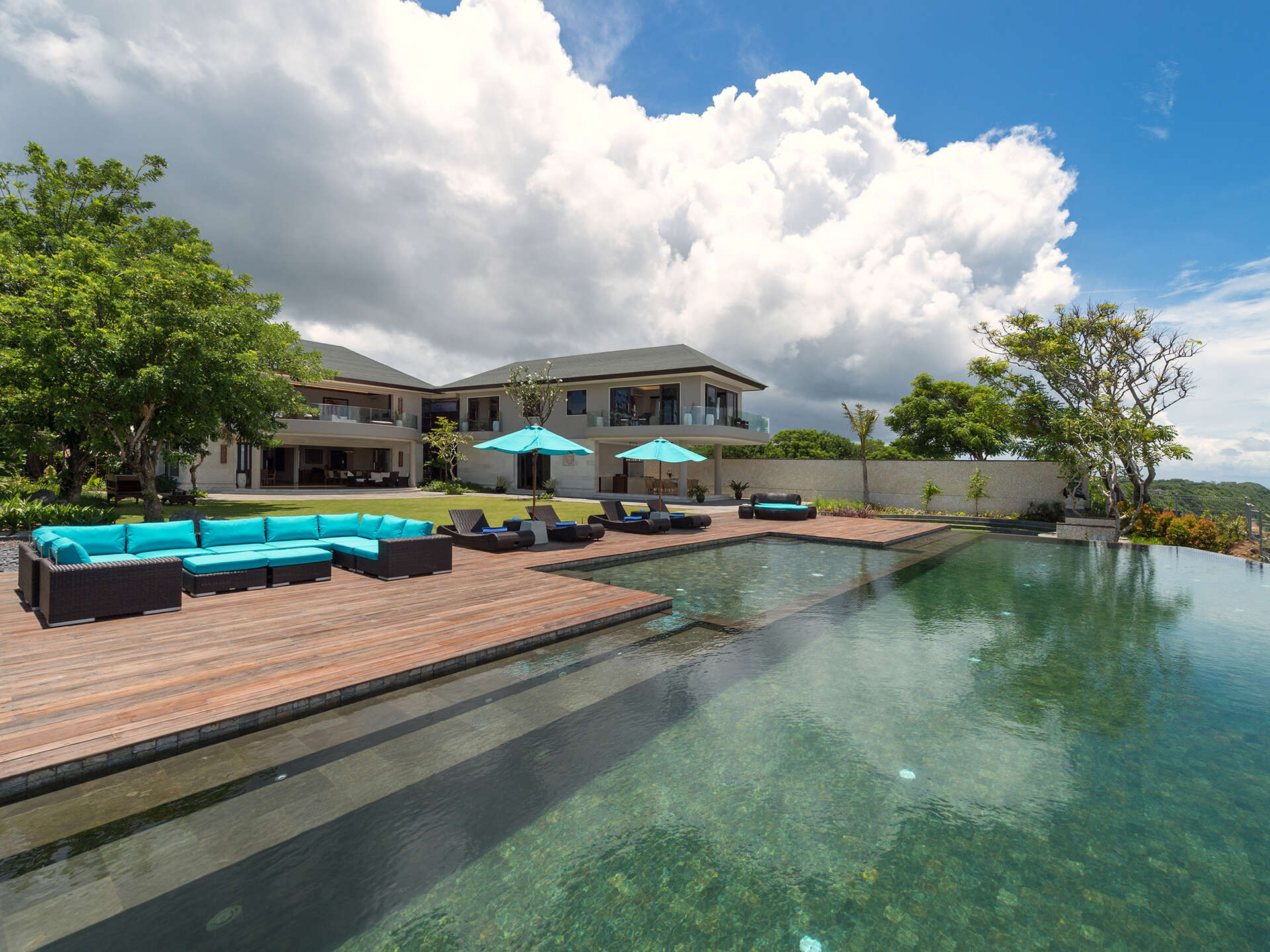 Luxury villa rentals asia - Indonesia - Bali - The bukit - Pala - Image 1/20