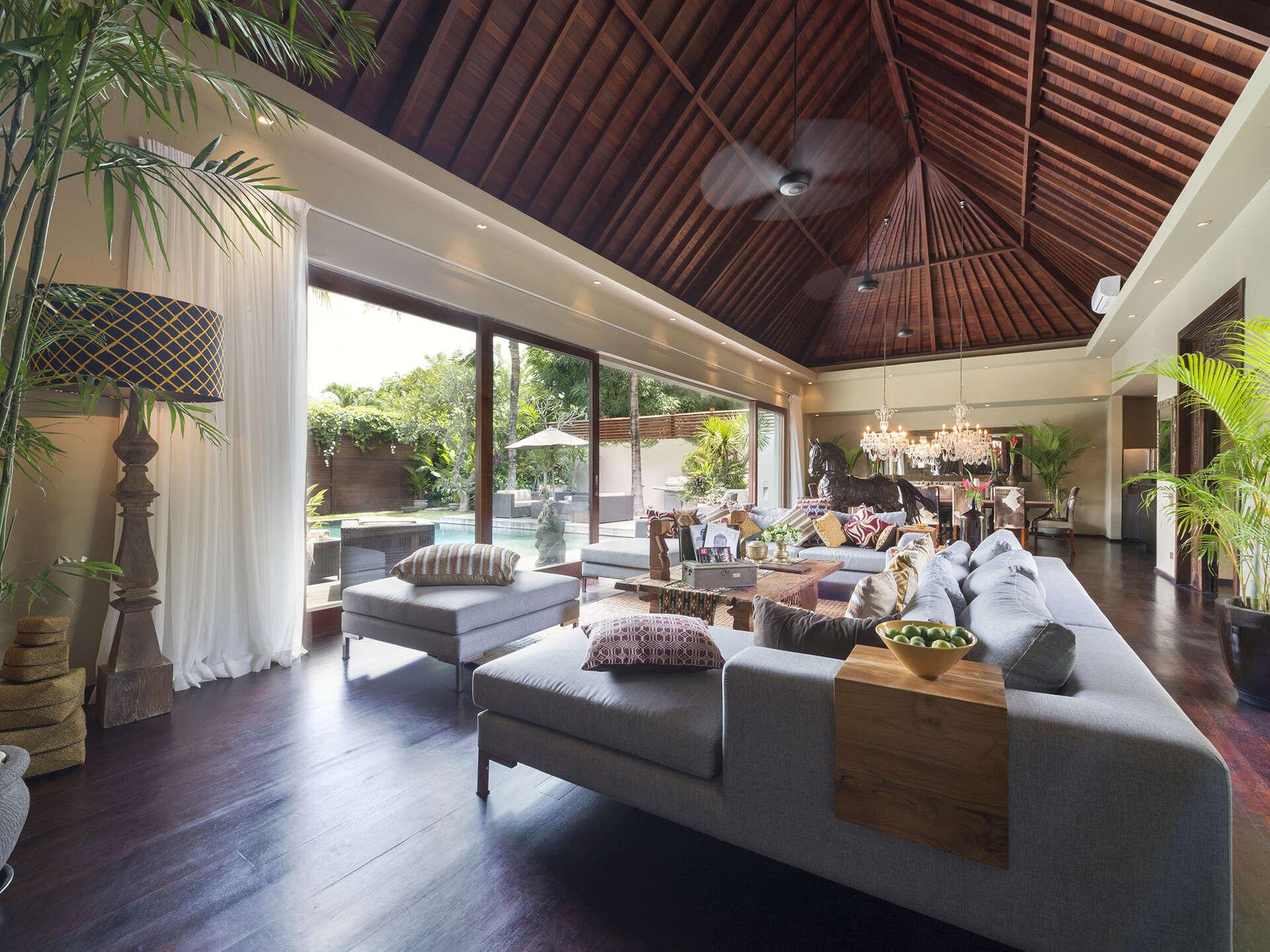 Luxury villa rentals asia - Indonesia - Bali - Seminyak - Eshara 1 - Image 1/16