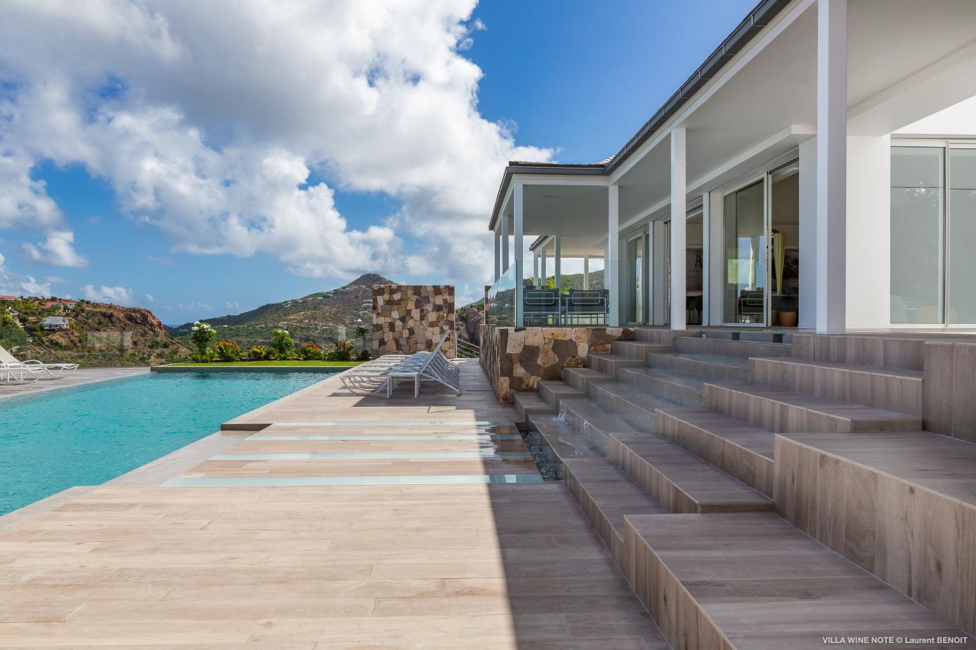 Luxury villa rentals caribbean - St barthelemy - Saint jean - No location 4 - Wine Note - Image 1/74