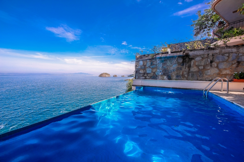 Luxury vacation rentals mexico - Puerto vallarta - Mismaloya beach - No location 4 - Casa Nautilus - Image 1/16