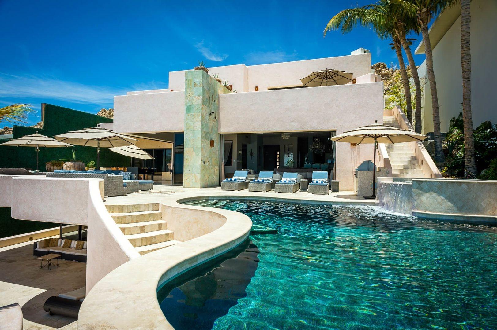 Luxury vacation rentals mexico - Los cabos - Cabo - Pedregal - Casa Buena Vida - Image 1/25