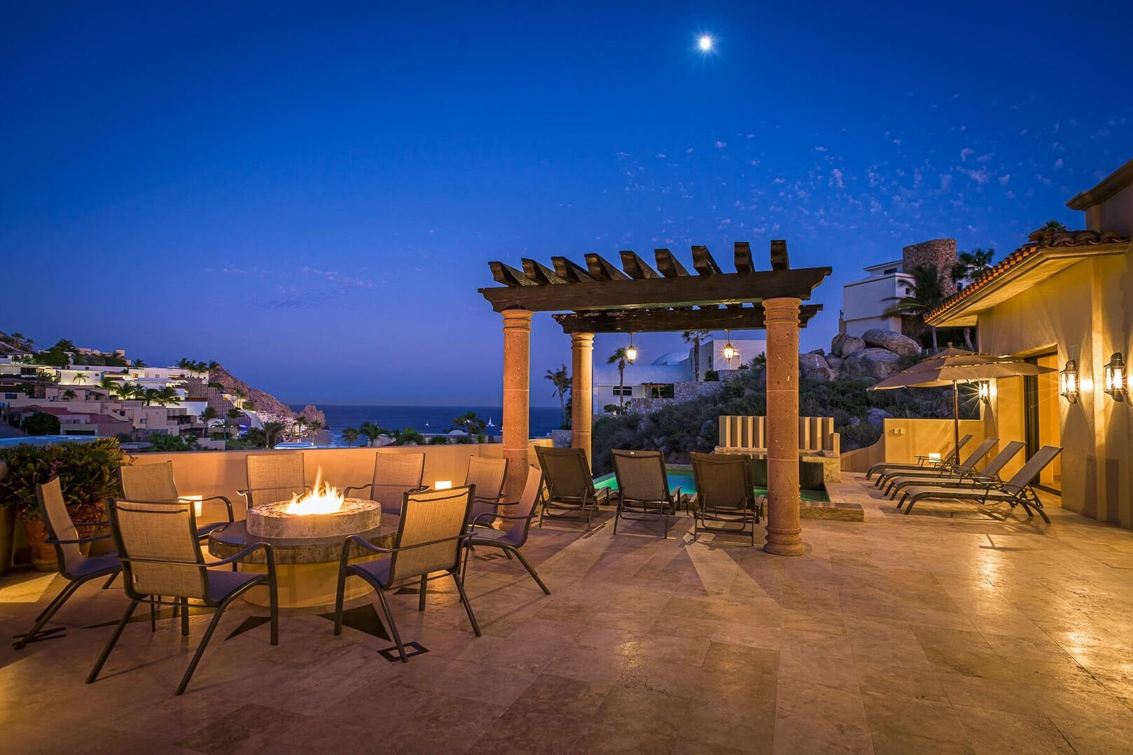 Luxury vacation rentals mexico - Los cabos - Cabo - Pedregal - Villa Descanso - Image 1/31
