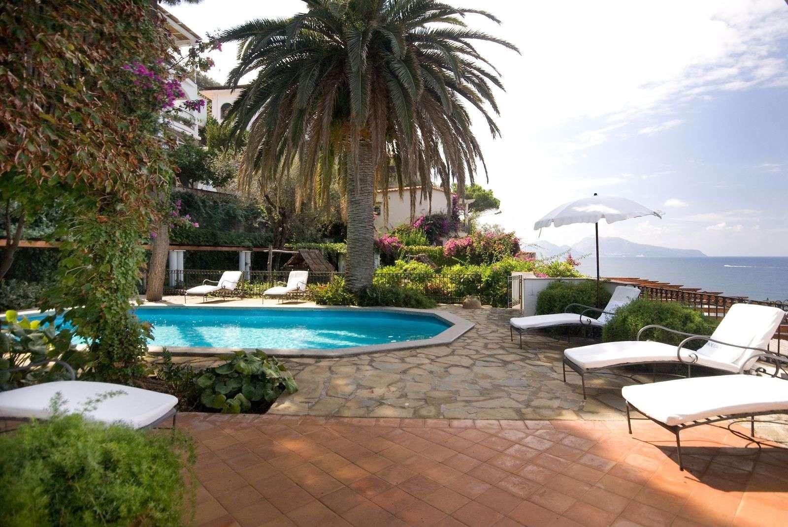 Luxury vacation rentals europe - Italy - Amalfi coast - Sorren to - Tropic - Image 1/16